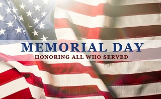 Happy Memorial Day from KMC Global